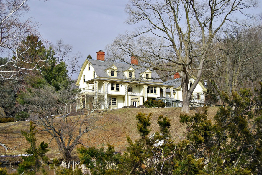 William Cullen Bryant home roslyn ny